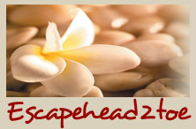 At Escape we hope you will discover a new world of therapies that we can offer you